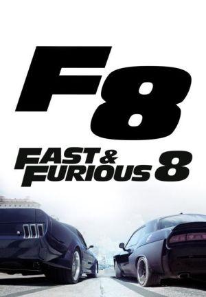 Fast & Furious 8 (2017) • 8. August 2021 Open Matte