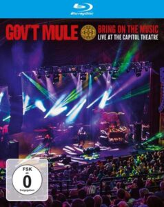 Gov't Mule - Bring On The Music - Live at The Capitol Theatre (2018) • FUNXD.site