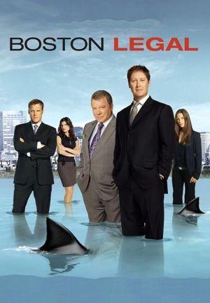 Boston Legal (2004–2008) • 29. August 2020