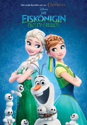 Die Eiskönigin: Party-Fieber (2015) • 17. Dezember 2020 Short