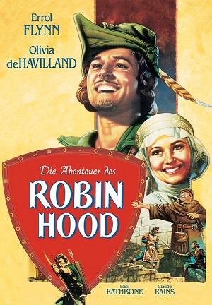 Die Abenteuer des Robin Hood (1938) • 24. Februar 2021