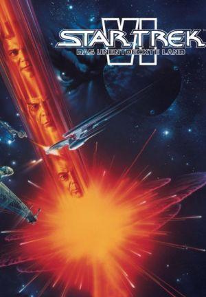 Star Trek VI: Das unentdeckte Land (1991) • 8. Februar 2021 Star Trek