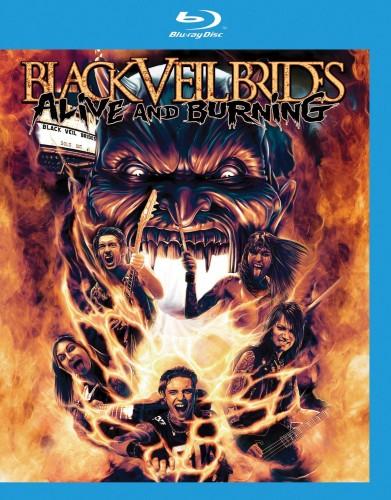Black Veil Brides - Alive and Burning (2015) • FUNXD.site