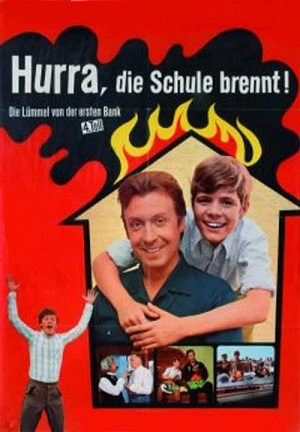 Die Lümmel von der ersten Bank Teil 4 -Hurra die Schule brennt (1969) • FUNXD.site