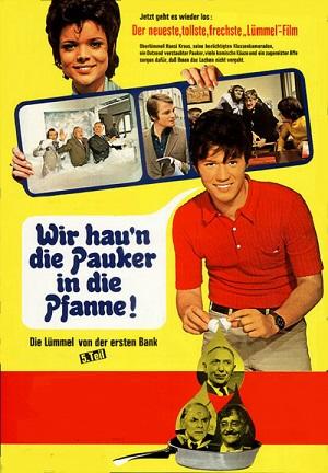 Die Lümmel von der ersten Bank Teil 5 -Wir haun' die Pauker in die Pfanne (1970) • FUNXD.site