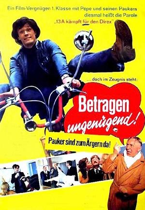 Die Lümmel von der ersten Bank Teil 7 -Betragen ungenügend (1972) • FUNXD.site
