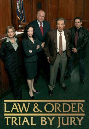 Law & Order: Trial by Jury (2005–2006) • 27. Mai 2021