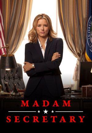 Madam Secretary (2014–2019) • 23. Mai 2021