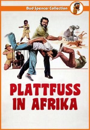 Plattfuß in Afrika (1978) • 28. Juli 2021 Bud Spencer Collection