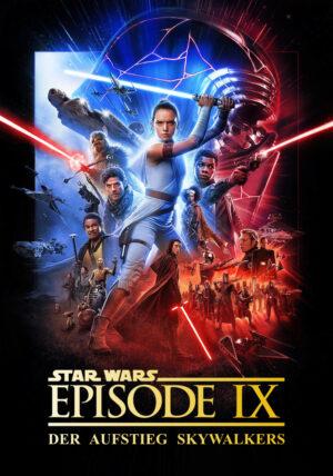 Star Wars: Episode IX - Der Aufstieg Skywalkers (2019) • 4. April 2020 Star Wars
