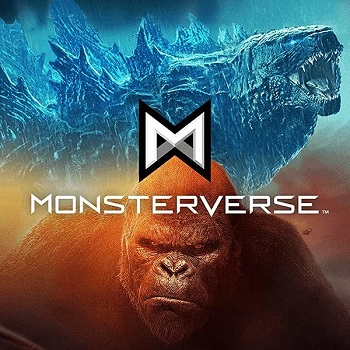 MonsterVerse (2014-) • 21. August 2021 Collection