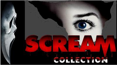 Scream - Collection (1996 - 2011) • 26. Oktober 2021 Horror